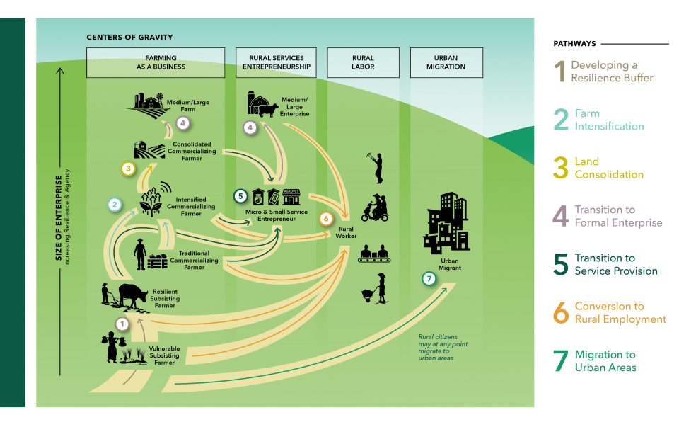 Rural Pathways Model
